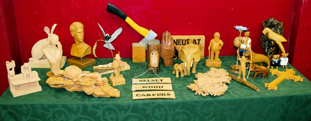 Carving display