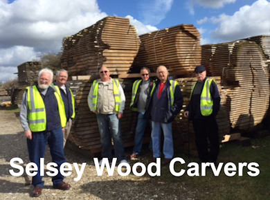 selsey wood carvers logo